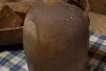 Jugs - Crocks - Stoneware