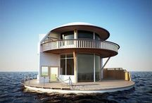 Architecture / Cool houses and architecturally designed spaces