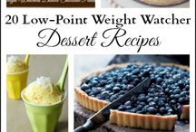 Delicious Weight Watchers Recipes / Weight Watchers recipes including breakfast, lunch, dinner, snack, and dessert recipes.