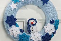 Téli dekorációk