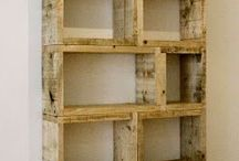 pallet repurposed / by Katie Pompilio