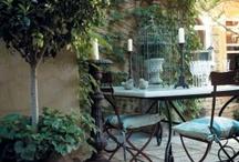 Beautiful Outdoor Settings..