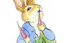 Beatrix Potter / Beatrix Potter is so whimsical and playful. I just love her drawings and creativity!
