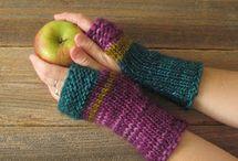 Knitting outlander