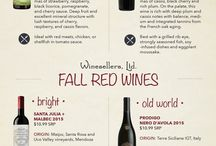 Fall Wines & Ciders