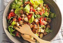 *  FOOD  Salads & Dressings / by Elizabeth Bell