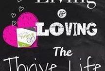 Thrive! / by Angelia Head Speed
