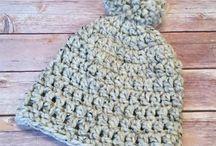 trabalho em crochê