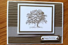 Cards Lovely As A Tree / by Donna Curtis