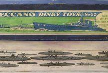 Toys and models / Images from Tasker Dunham's Yorkshire Memories - a memoir blog: www.taskerdunham.blogspot.com