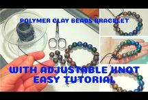 Polymer clay jewellery tutorials / Easy to follow, quick polymer clay tutorials from Babonga!