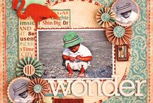Scrapping Layouts / by Sharon Cunning