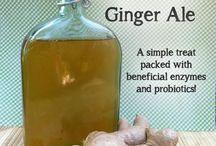 Ginger beer - natural