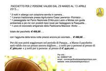 Pasqua 2015.... nelle lussuose suite del nostro albergo....Picinisco Valcomino / Pacchetto di Pasqua 2015 Albergo Diffuso Sotto le Stelle