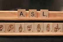 Asl / by Heather Berry