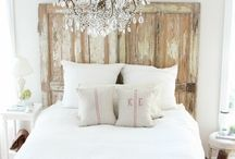 Bedroom shabby chic