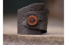 JEWELRY - leather design