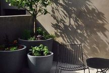 Patio Galore / Small patios and how to make it look cool