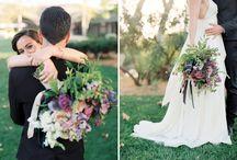 svadobná kytica / wedding bouquet