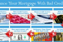 Brad Loans - Hard Money Lenders Phoenix, AZ / I'm sure you have seen interest rates rising recently, don't wait till it's too late. I know you worried about your credit but you can still get loans with low and acceptable interest rates. Here are some awesome tips on refinancing your home mortgage loan even if you have bad credit.