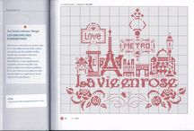 Needlework / Embroidery, Cross Stitch / by Diana Nesbitt King