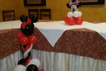 minnie party