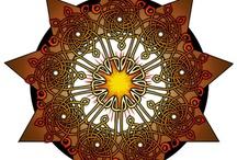 Art - Mandalas / by Mary Kay Mims