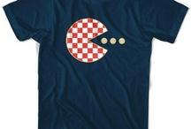[ Presstart ] Soccer T-shirt