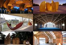 Projects made with Wood / 10 Projects Inspired by Wood