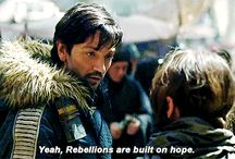 Cassian Andor-Star Wars:RogueOne / play by: Diego Luna