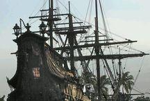Denizci Eski gemiler...