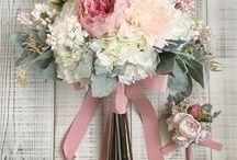 Dusky Pink Wedding // Inspiration and Ideas //