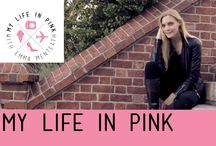 My Life in Pink | YouTube