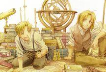 Fullmetal Alchemist / Fullmetal Alchemist FMA