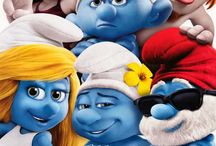 Smurfs 2 / They are cool
