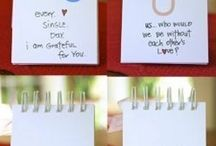 DIY Valentines Day Gifts, Cards, and Decorations.