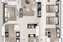 Suites / Design Layout