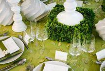 tablescape spring