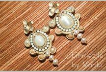 Maria Luisa Derossi Jewels / Jewels of page Facebook  www.facebook.com/emmeellebymarilu