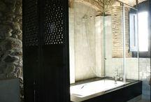 greanya-bathroom / Bathroom design board / by RJK Construction, Inc