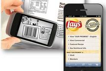 Food and Beverage  / ScanLife technology used to enhance mobile engagement in the  food and beverage industry.