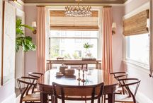 Home Style: Dining / Spaces to entertain and dine / by Marnani Design Studio