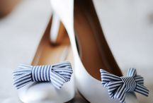 Shoes, shoes, shoes / Shoes: High heels to ballet flats, sneakers to sandals. Style Domaine's Shoe Inspiration