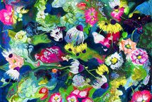 """My """"Abstract Floral Series"""""""