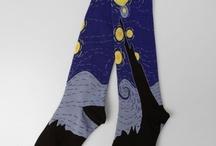 Socks & Tights / by Heather Bates (Strike)