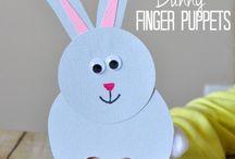 birthday party-bunny themed