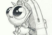 Leuke tekeningen