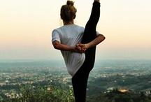 Fitness/ yoga/ inspiration  / by Blair Breitenstein