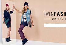 LOOKBOOK Twin Fashion Winter 2013 / Découvrez le Lookbook comme si vous y étiez ! #Shoot #Backstage