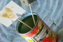 Crafts - Tin Cans